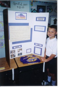 Ryan Landis at Invention Convention